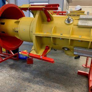 Supergrip deliver ROV Activated J-Tube Seal for bundle assembly 7